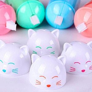 Корректор-декоративный штамп «Cute cat»