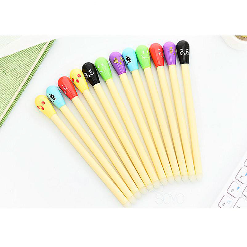 Ручка со стирающимися чернилами «Спичка»