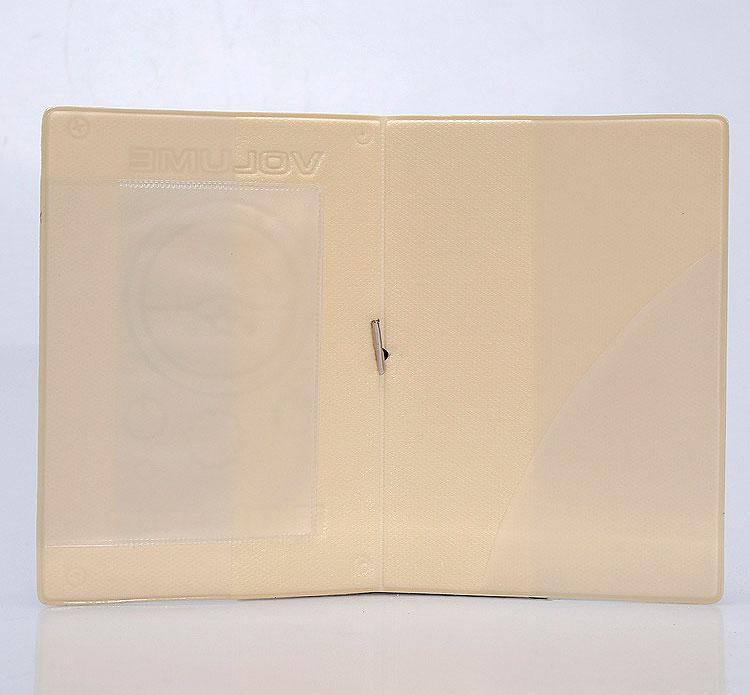 Обложка на паспорт «Volume»
