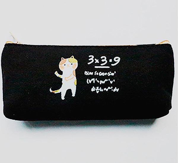 Пенал «Кошачья математика»