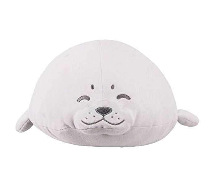 Мягкая игрушка для обниманий «Нерпа» маленькая