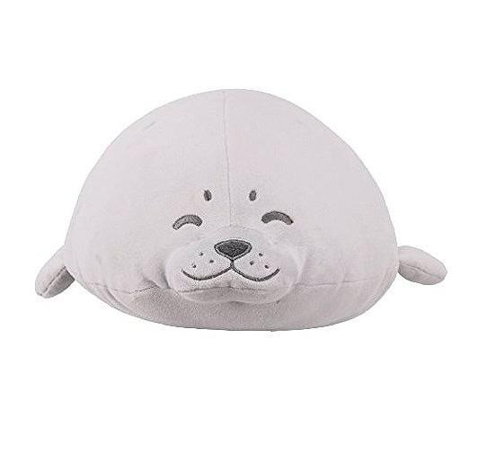 Мягкая игрушка для обниманий «Нерпа» средняя