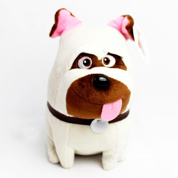 Мягкая игрушка «Мопс Мэл»
