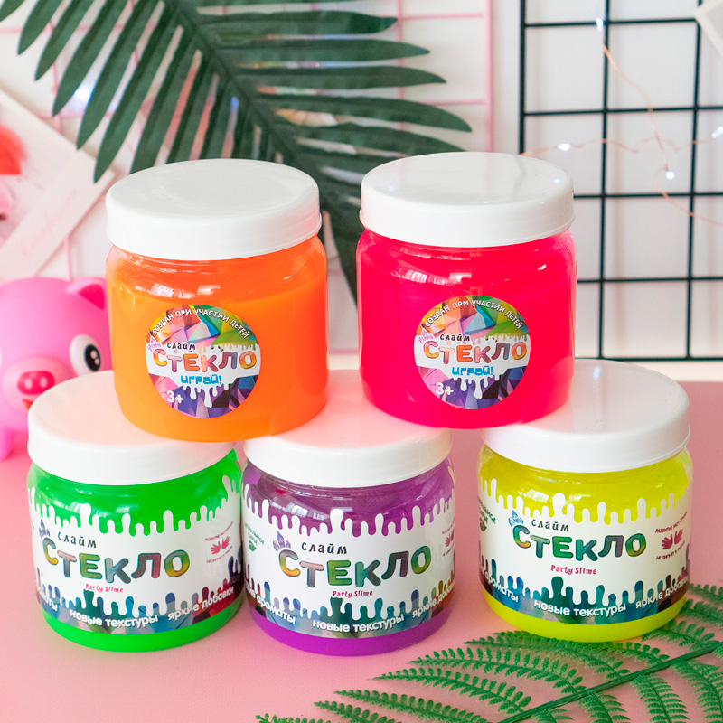 Слайм «Party Slime Неон», 400 гр