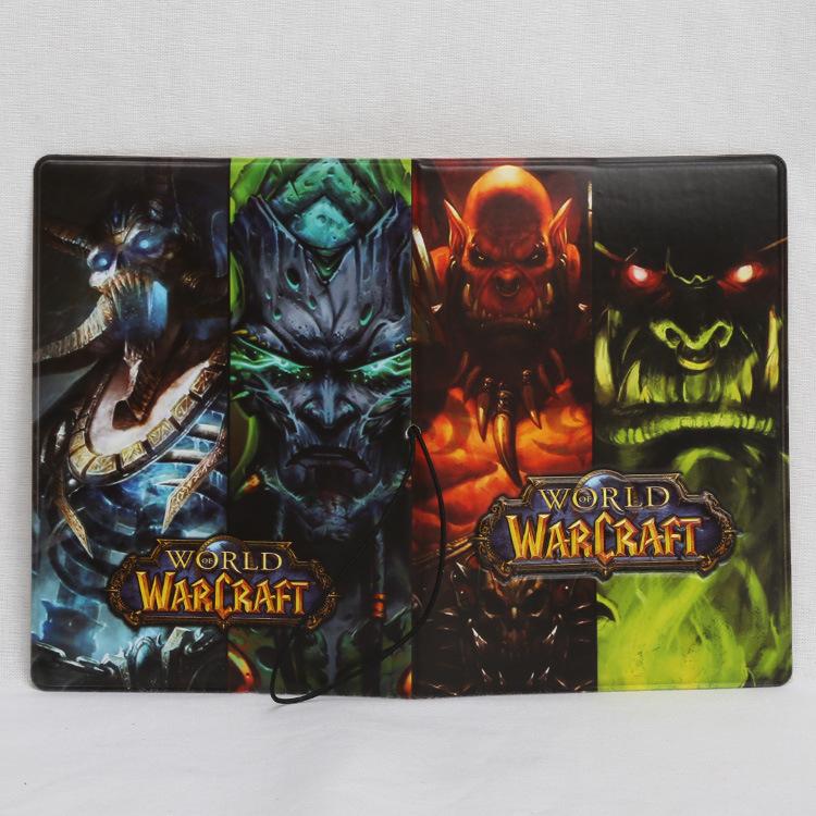 Обложка на паспорт «World of Warcraft»