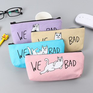 Пенал «We bad»