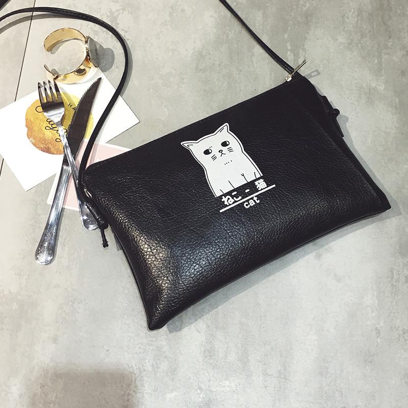 Сумочка-клатч «Cat»