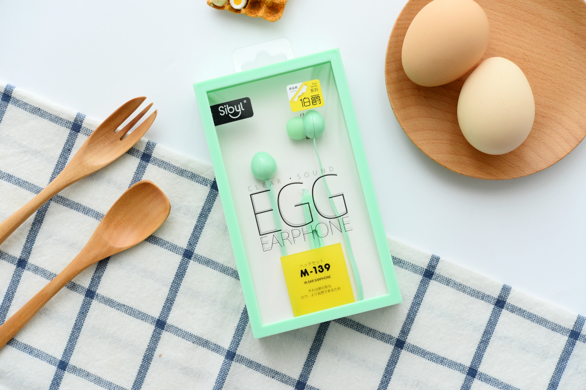 Наушники «Egg»