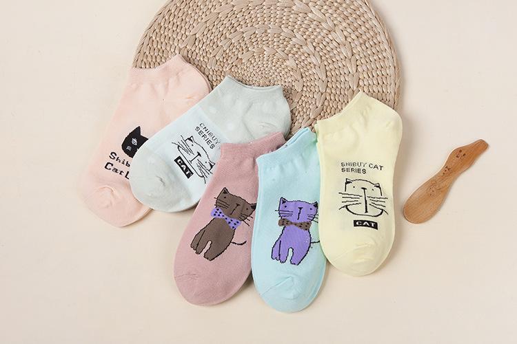 Носочки «Котики»