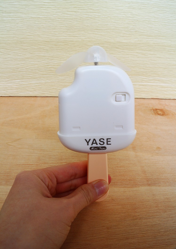 Карманный вентилятор с аккумулятором