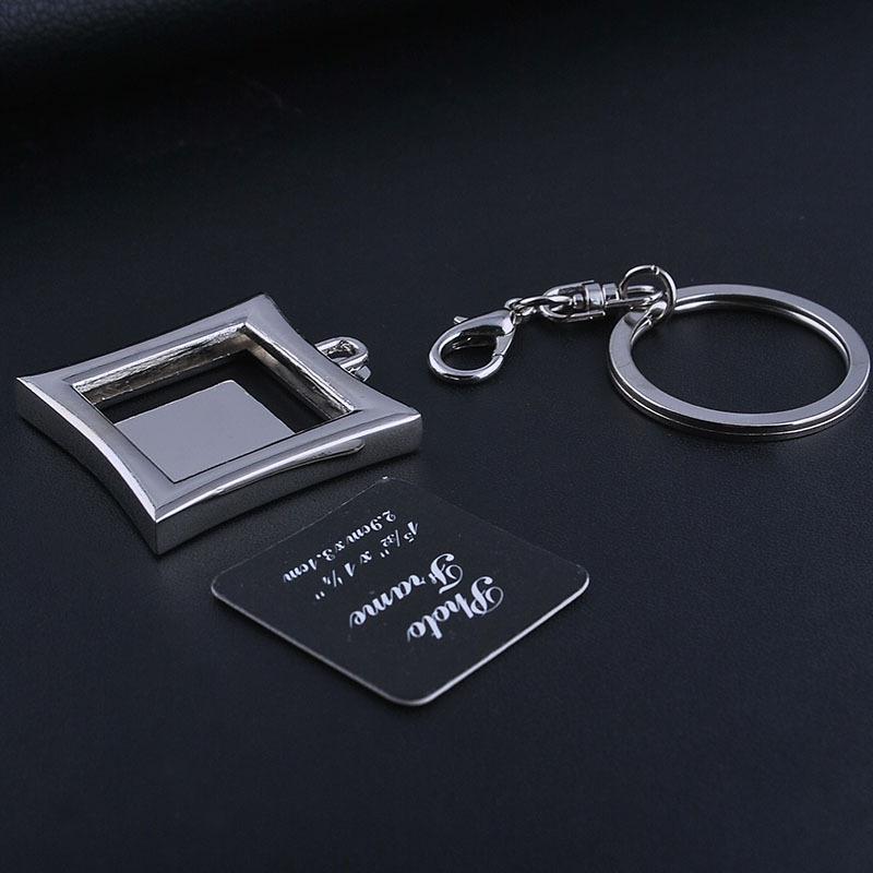 Брелок с фоторамкой «Memory»