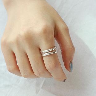 Кольцо «Simple»