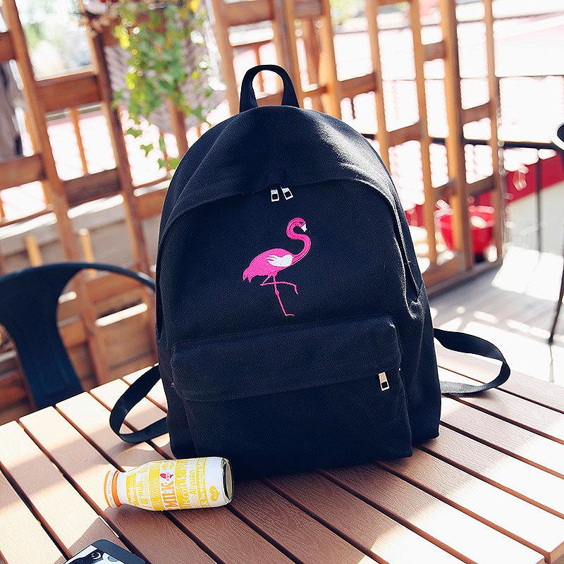 Рюкзак «Pink flamingo»