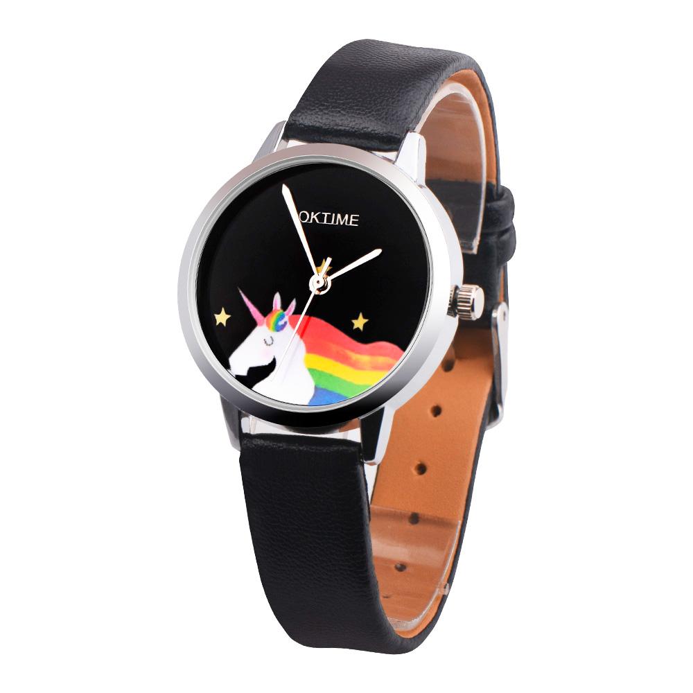 Наручные часы «Радужный единорог»