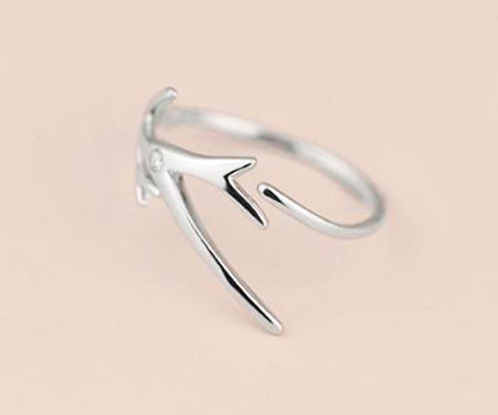 Кольцо «Веточка»