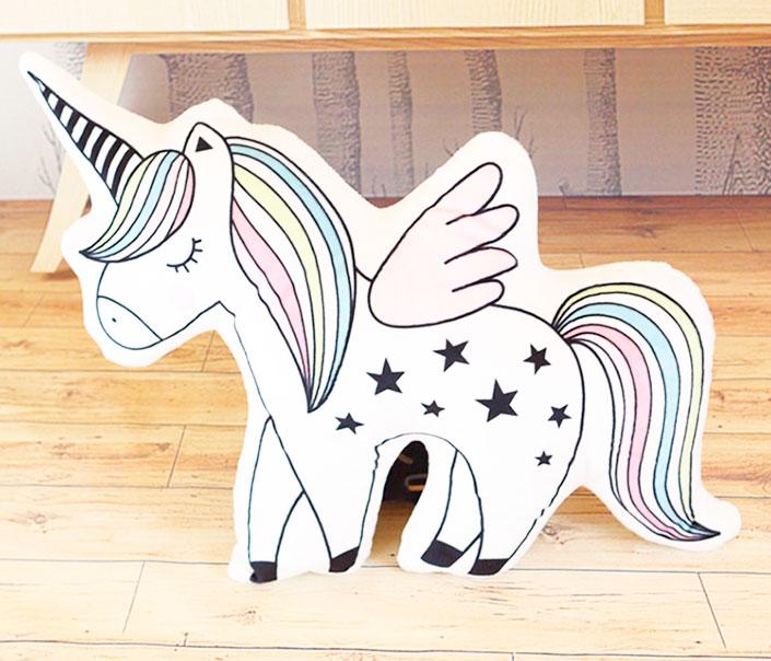 Подушка «Unicorn animals»
