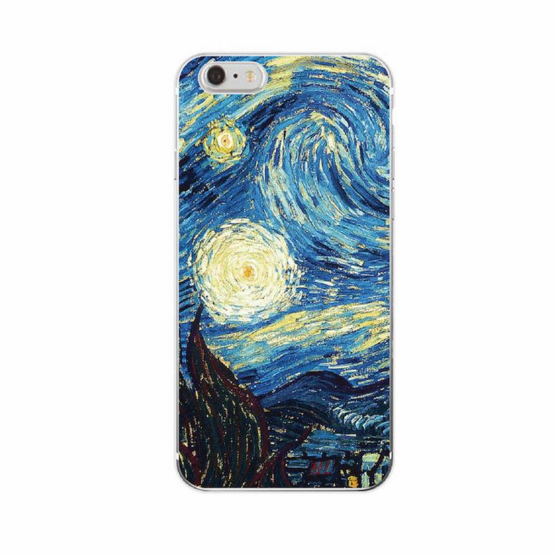 Чехол для iPhone «Звездная ночь»