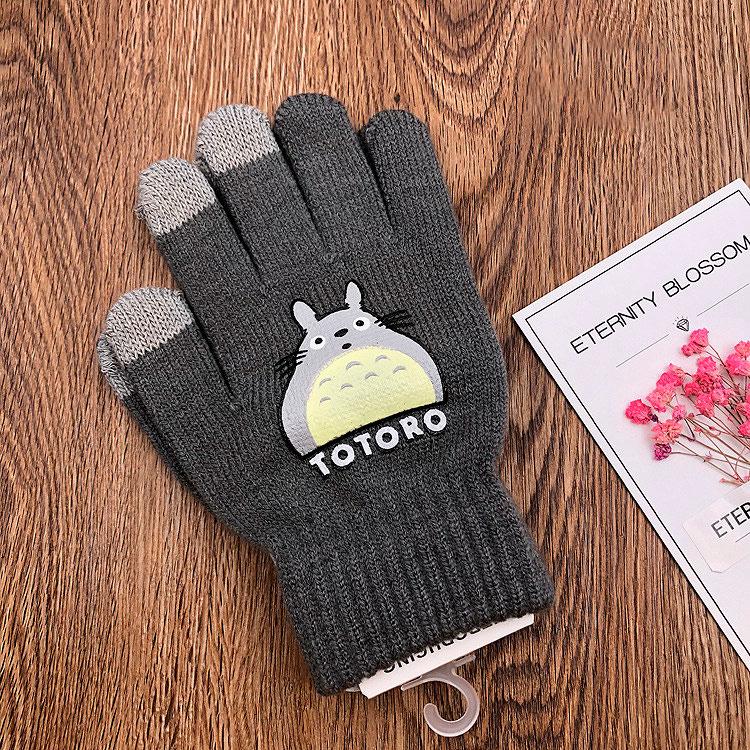 Перчатки «Totoro»