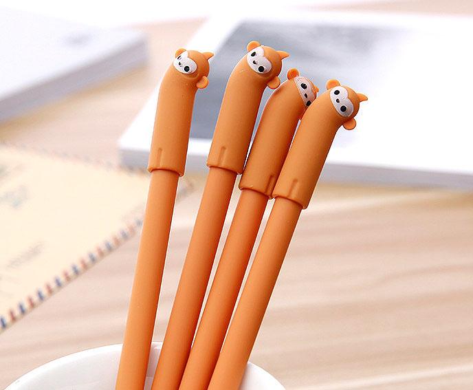 Ручка «Любопытный зверек»