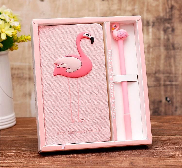 Подарочный набор «Flamingo»