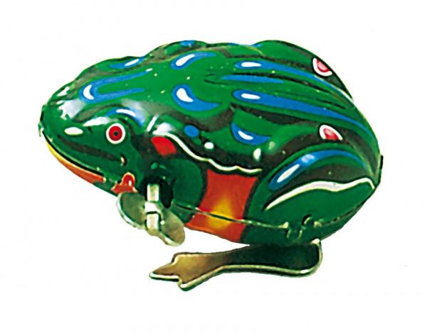 Заводная лягушка
