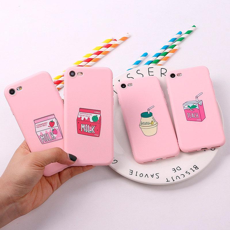 Чехол для iPhone «Milk»