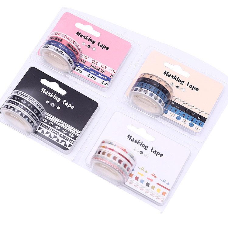Декоративный скотч «Masking tape»