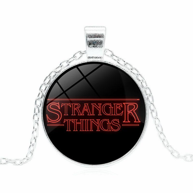 Кулон на цепочке «Stranger Things»