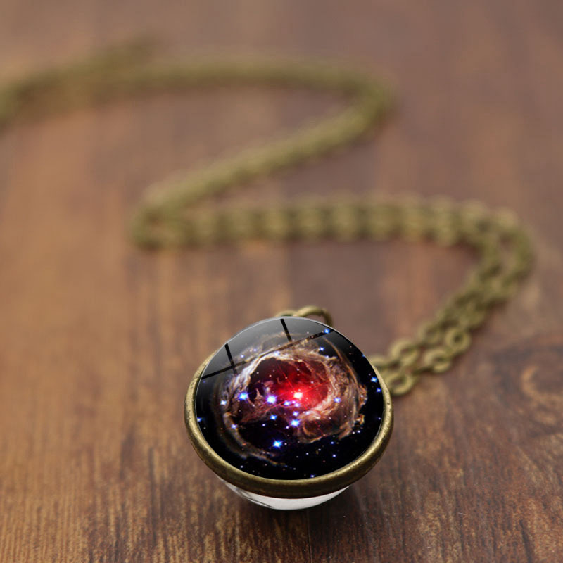 Кулон на цепочке «Galaxy»