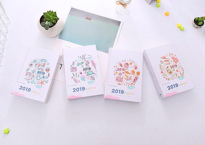 Блокнот-планинг «2019»
