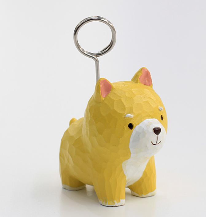 Зажим для записок «Dog»