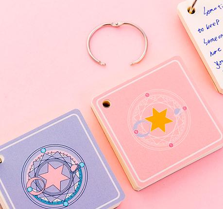 Мини-блокнот «Sailor Moon»