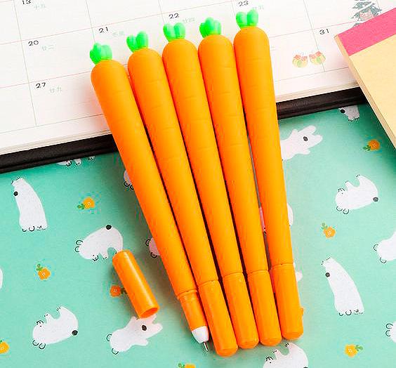Ручка «Морковка»