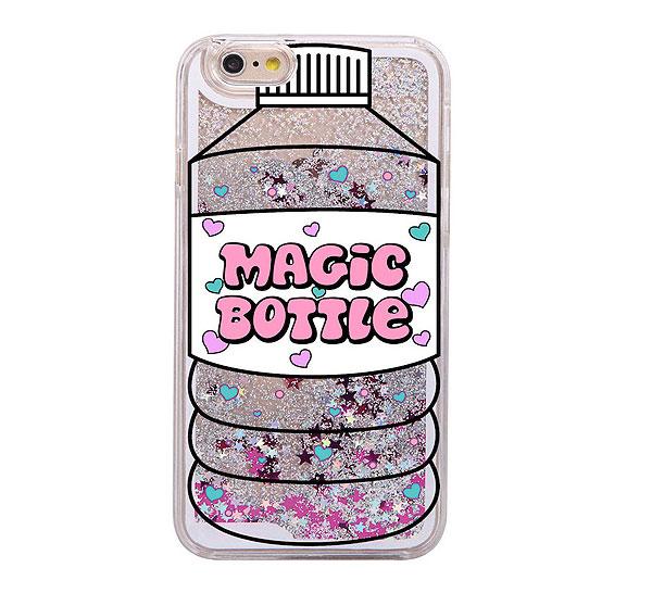 Чехол для iPhone «Magic bottle»