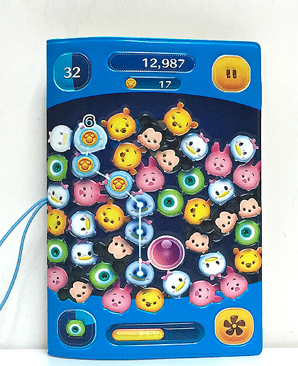 Обложка на паспорт «Tsum tsum game»