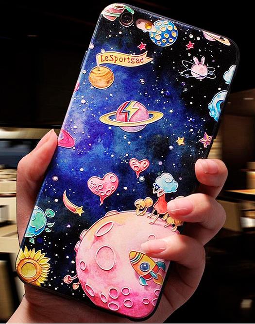 Чехол для iPhone «Галактика»