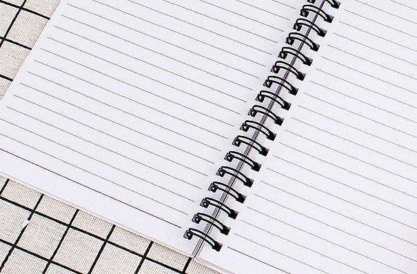 Блокнот «Write on me» большой