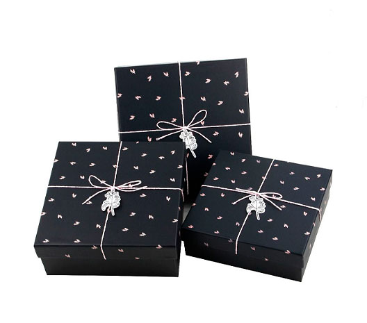 Подарочная коробка «Autumn mood» средняя