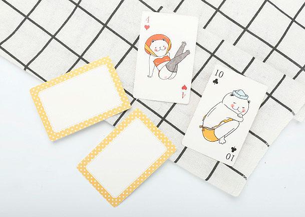 Игральные карты «Кошечка»