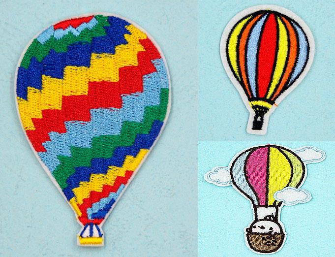 Нашивка «Воздушный шар»
