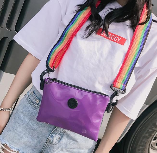 Глянцевая сумка «Swaggy»