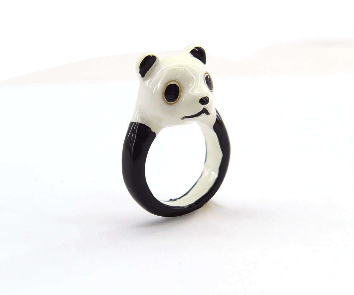 Кольцо «Мишка»