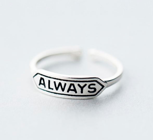 Кольцо «Always»