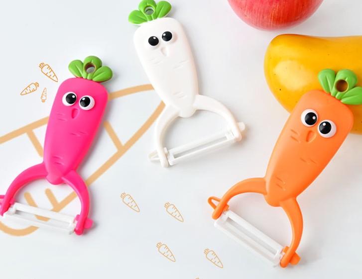 Овощечистка «Морковка»