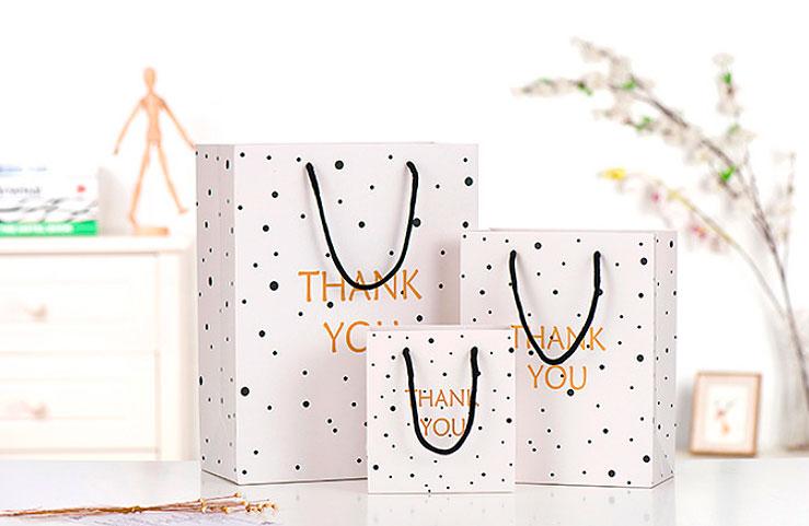 Подарочный пакет «Everything for you» большой