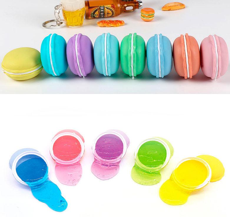 Слайм «Mini-Macaron»