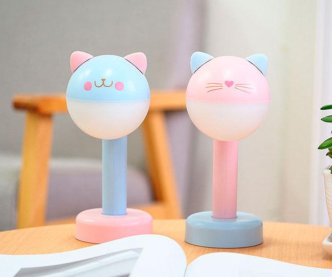 Настольная лампа «Котенок»