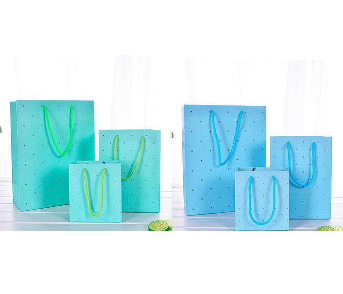 Подарочный пакет «Colorful day» средний