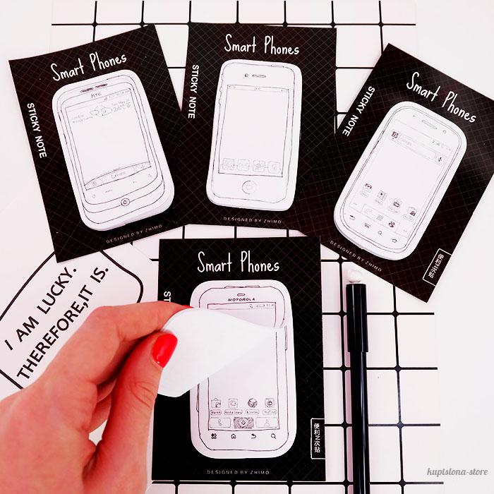 Стикеры «Smart Phones»