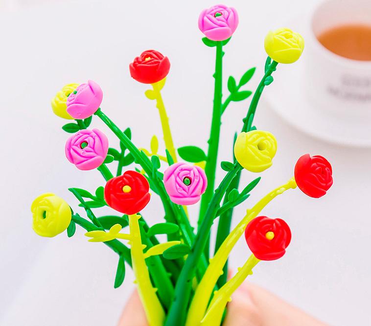 Ручка «Цветочная»